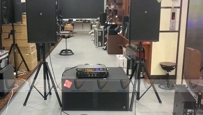 HOUS TC-3815 dễ dàng hỗ trợ cho nhiều bộ dàn và thiết bị âm thanh